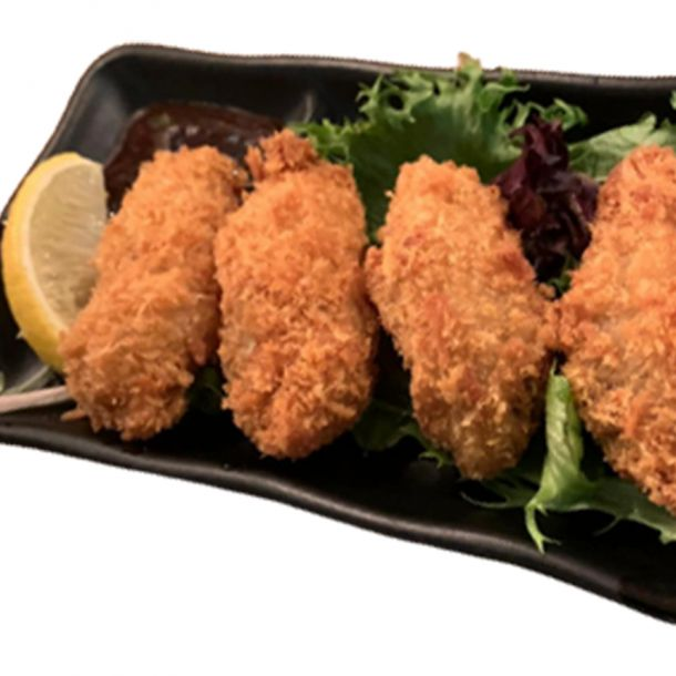 *NEW* Fried Oysters (4 pcs)