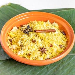 Sweet Spiced Rice