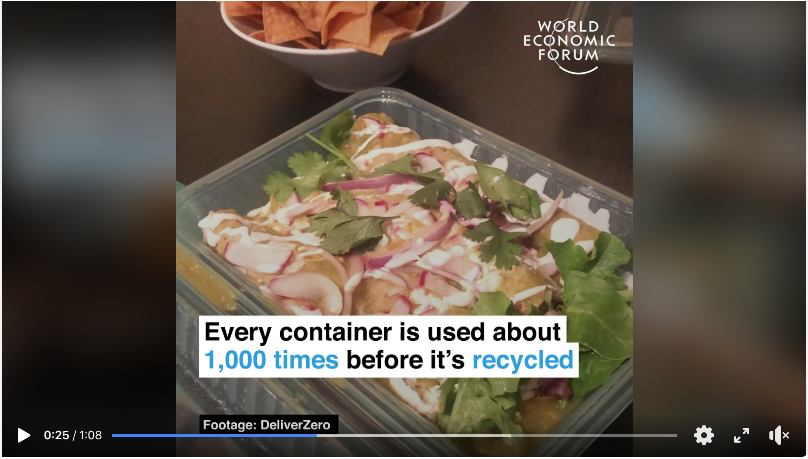 This New York start-up is delivering zero-waste takeaway food